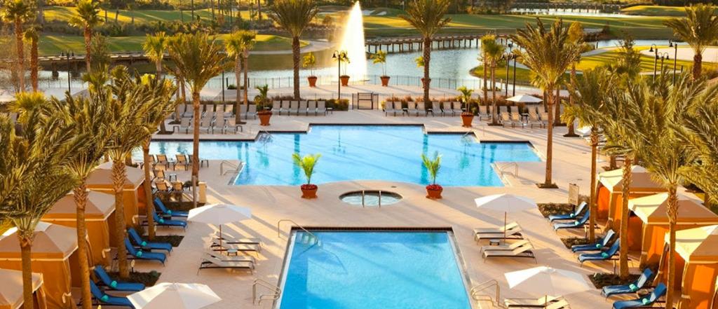 Amenities Abound at the Waldorf Astoria Orlando