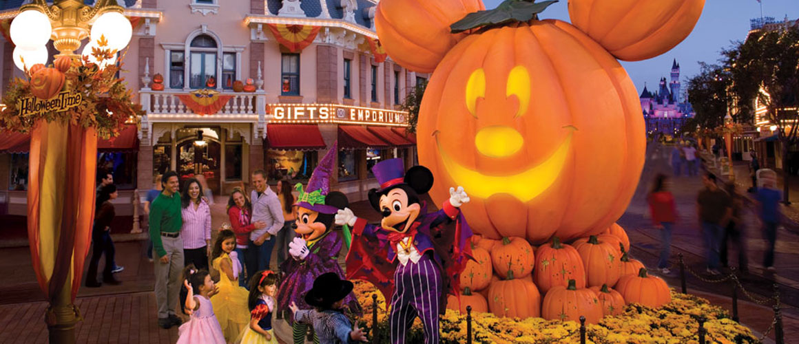 Well Traveled Kids / Tips for Mickey's Not-So-Scary Halloween ...