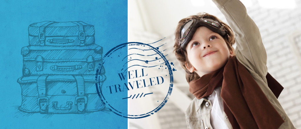 The Art of Traveling Well with Kids