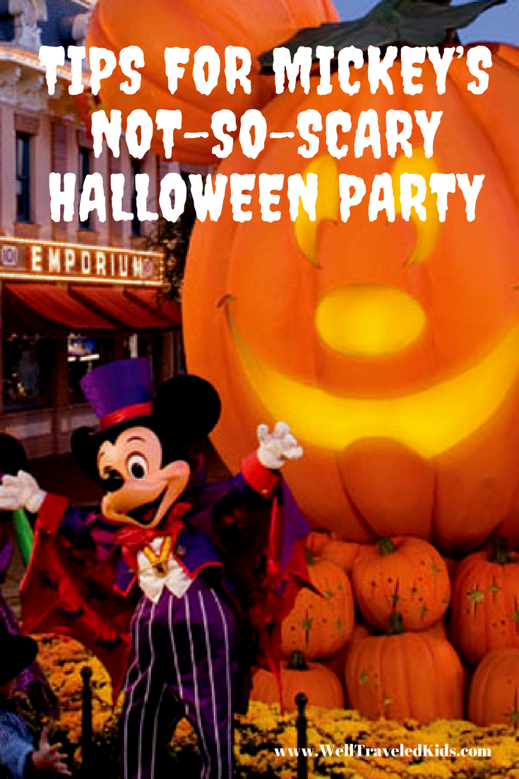Ultimate list of tips for your family Disney vacation to Mickey's Not-So-Scary Halloween Party! ************************ mickey's not so scary halloween | disney halloween | mickey's halloween party | mickey's not so scary halloween | disney vacation | halloween at Disney | disneyland halloween | mickey halloween party | mickey's not so scary tickets | disney world halloween tickets | mickey halloween party tickets photo image courtesy of www.couponingtodisney.com