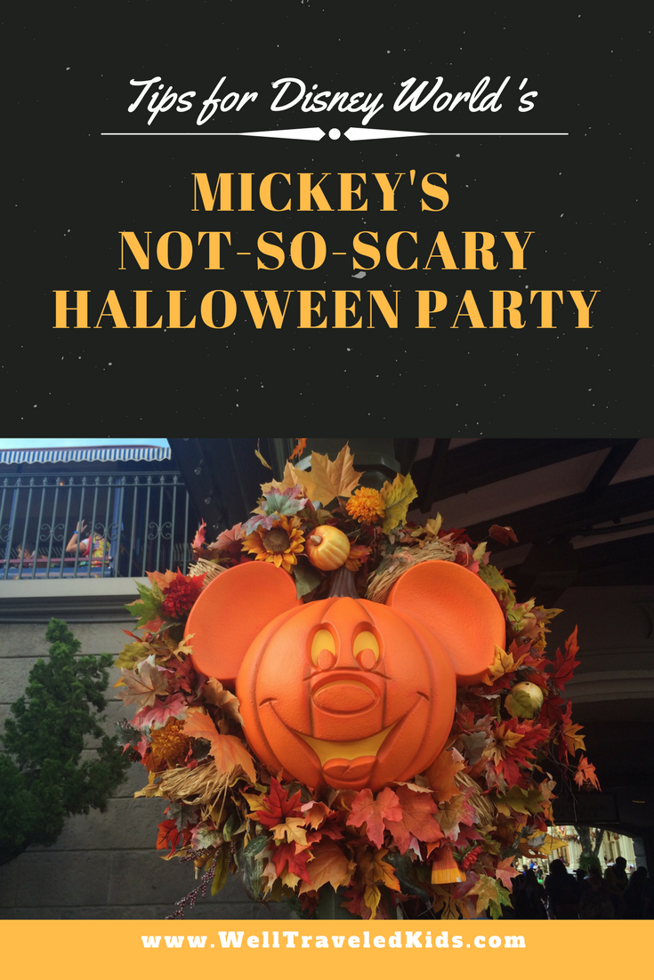 Ultimate list of tips for your family Disney vacation to Mickey's Not-So-Scary Halloween Party! ************************ mickey's not so scary halloween | disney halloween | mickey's halloween party | mickey's not so scary halloween | disney vacation | halloween at Disney | disneyland halloween | mickey halloween party | mickey's not so scary tickets | disney world halloween tickets | mickey halloween party tickets