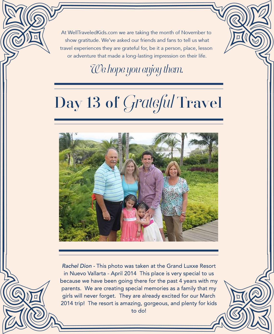30 Days Of Grateful Travel - Day 11-20 Recap