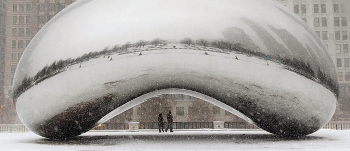 winter activities in chicago