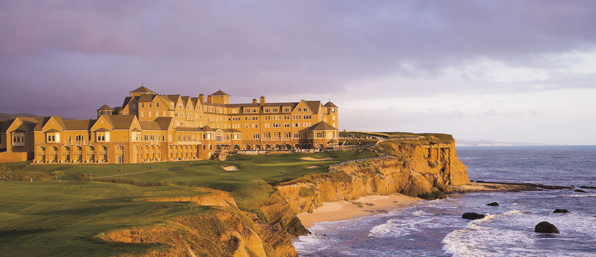 Well Traveled Kids The Ritz Carlton Half Moon Bay Local Relaxation Vacation