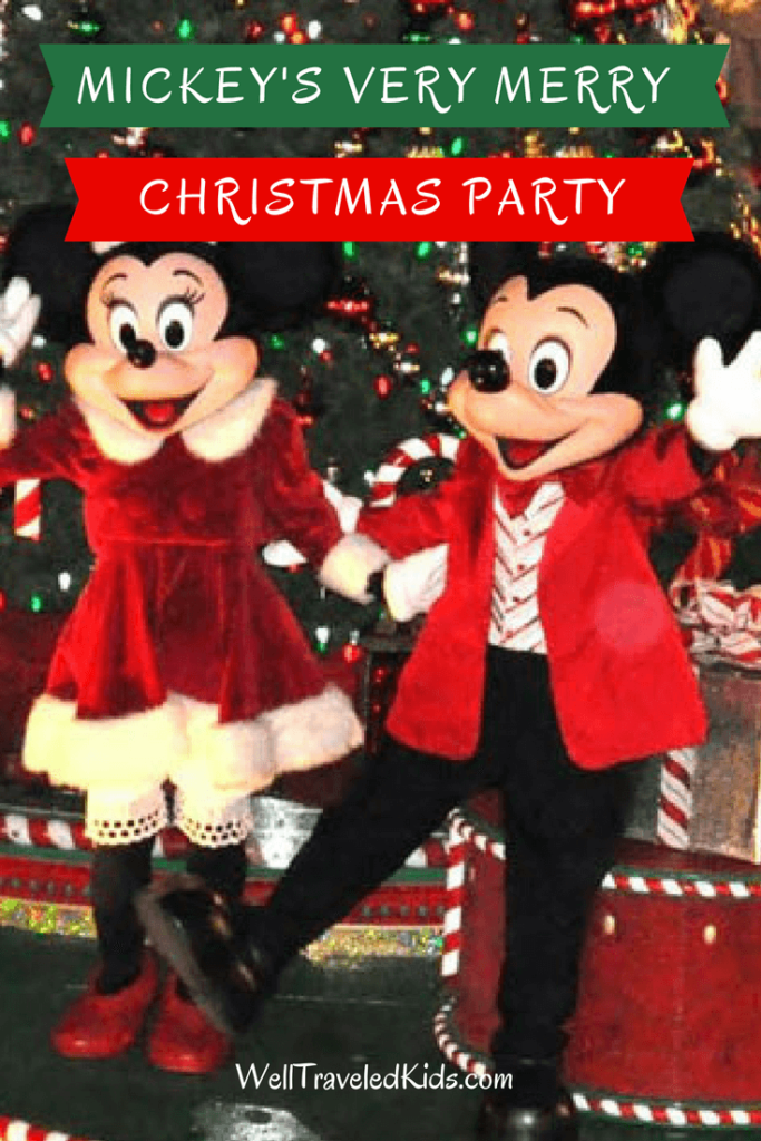 mickeys very merry christmas party - Mickeys Christmas