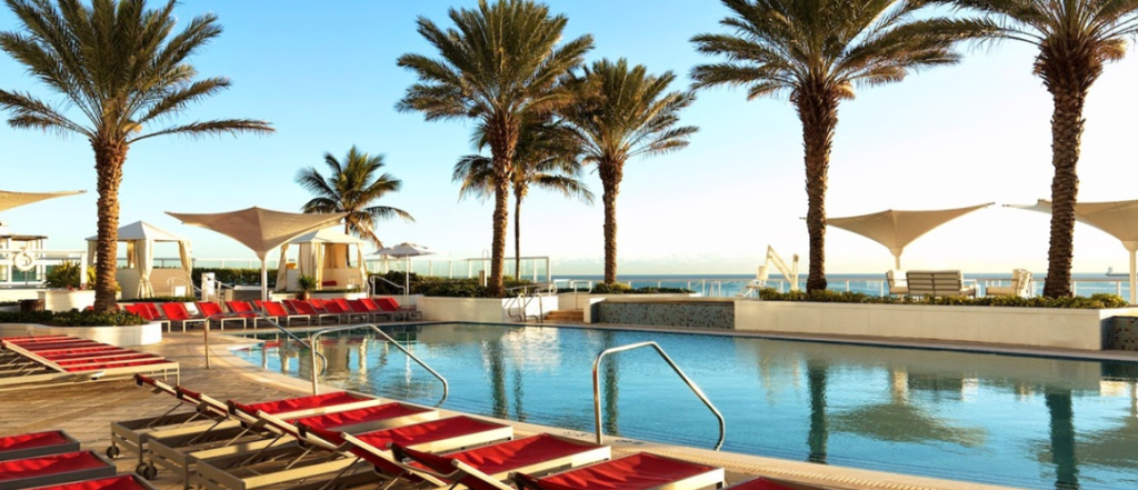 Escape to the beach at Hilton Ft. Lauderdale Beach Resort & Spa