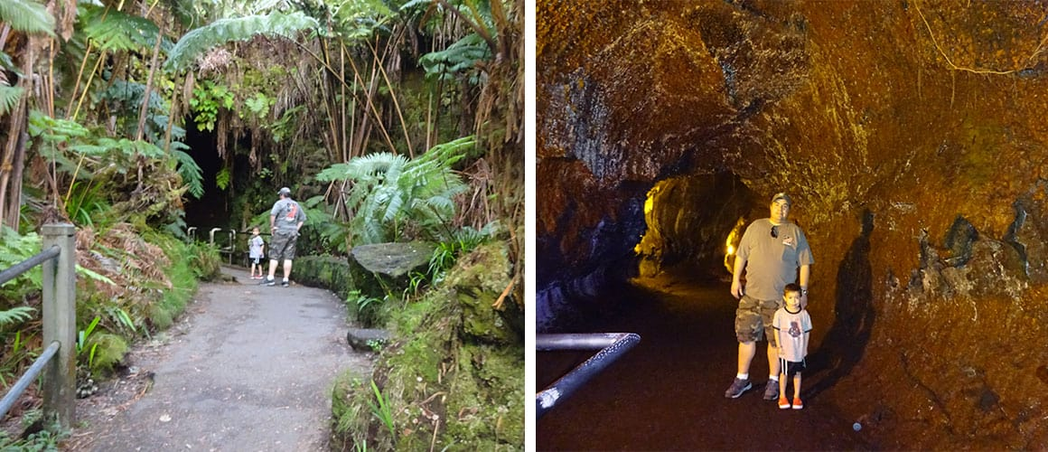 A Family Visit to Hawai'i Volcanoes National Park | Hawaii volcano with kids | Hawaii with kids | Volcano National Park with kids