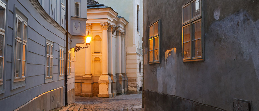 24 hours in Bratislava, Slovakia