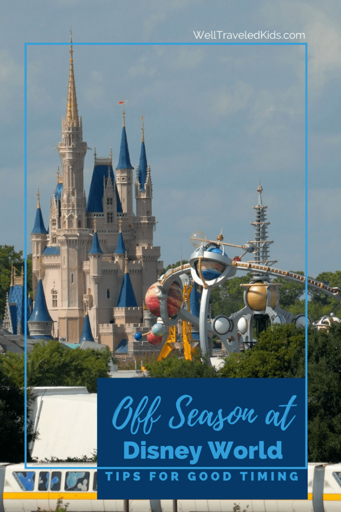 Visiting Disney World in the Off Season to Avoid Crowds