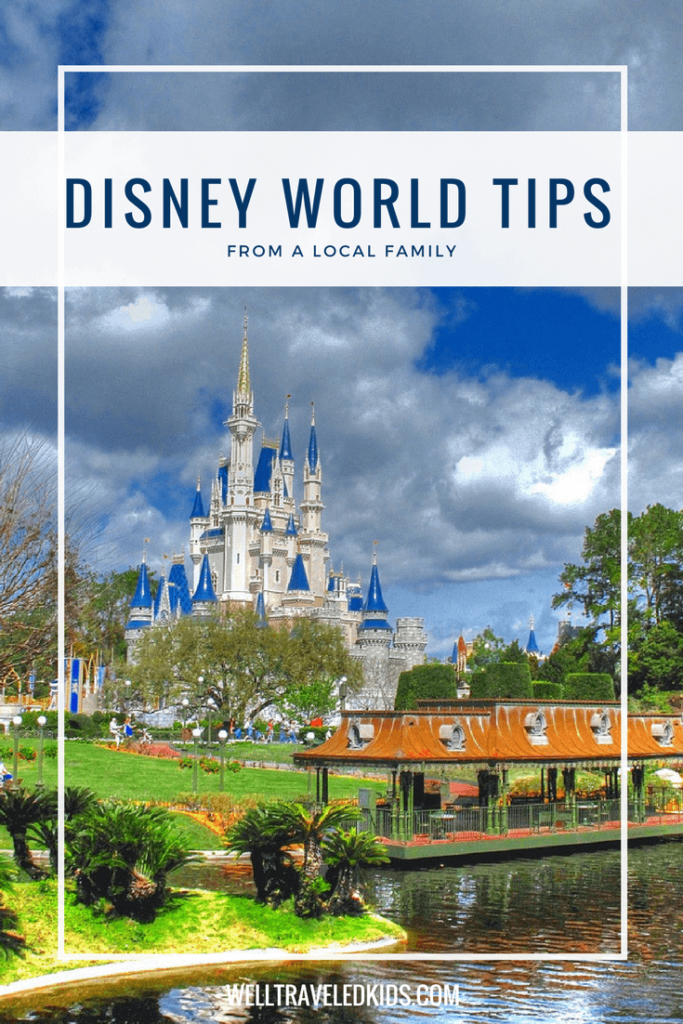 Walt Disney World Family Travel Tips