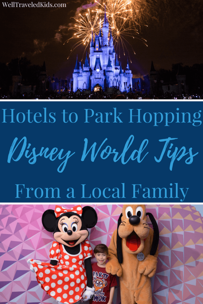 Disney World Florida Family Tips