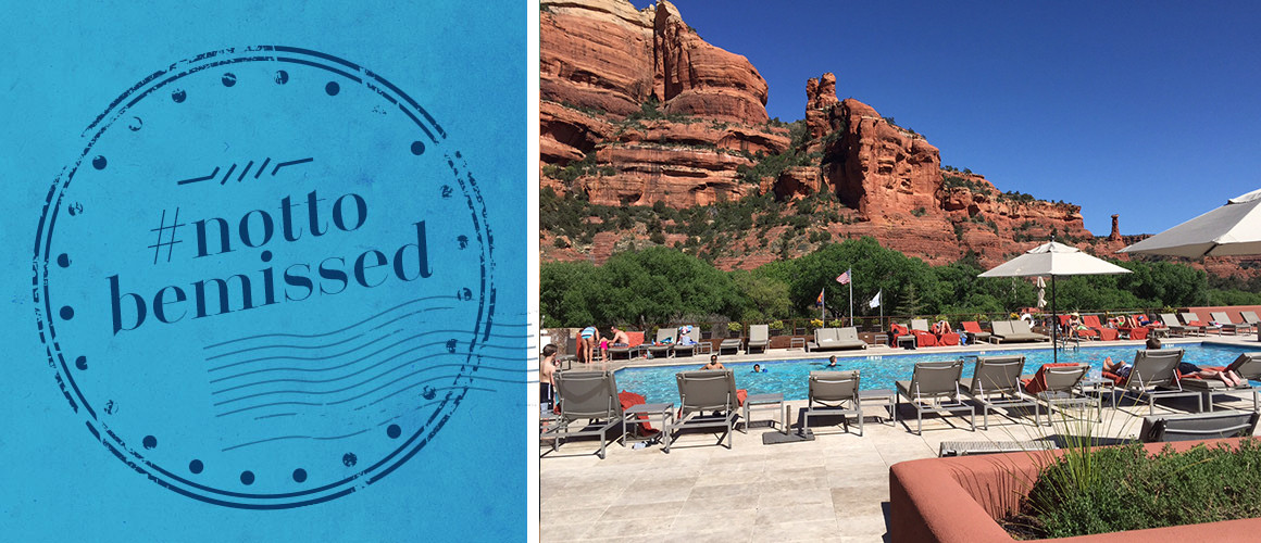 Well Traveled Kids An Enchanting Stay In Sedona Luxury