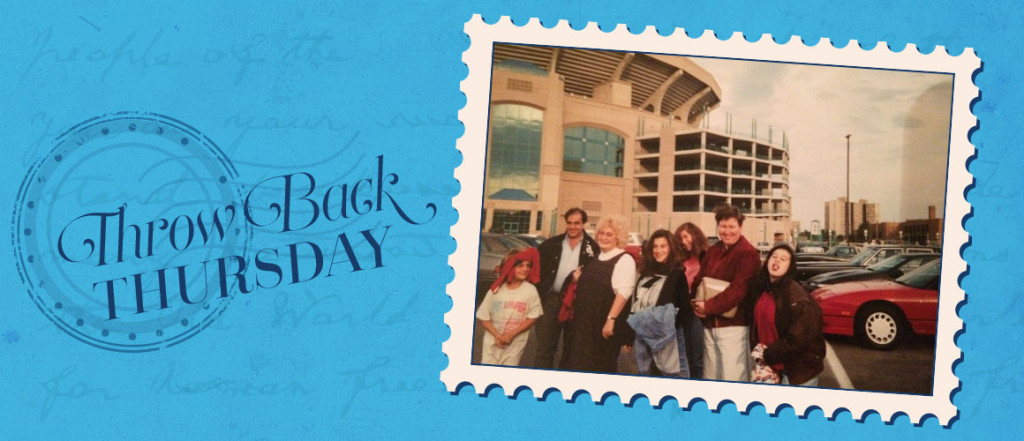 Throw Back Thursday – 1991 New Comiskey Park