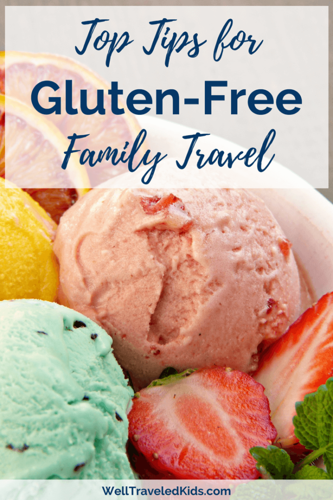 Gluten Free Family Travel