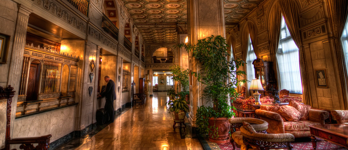 A Weekend Away At The Historic Brown Hotel In Louisville