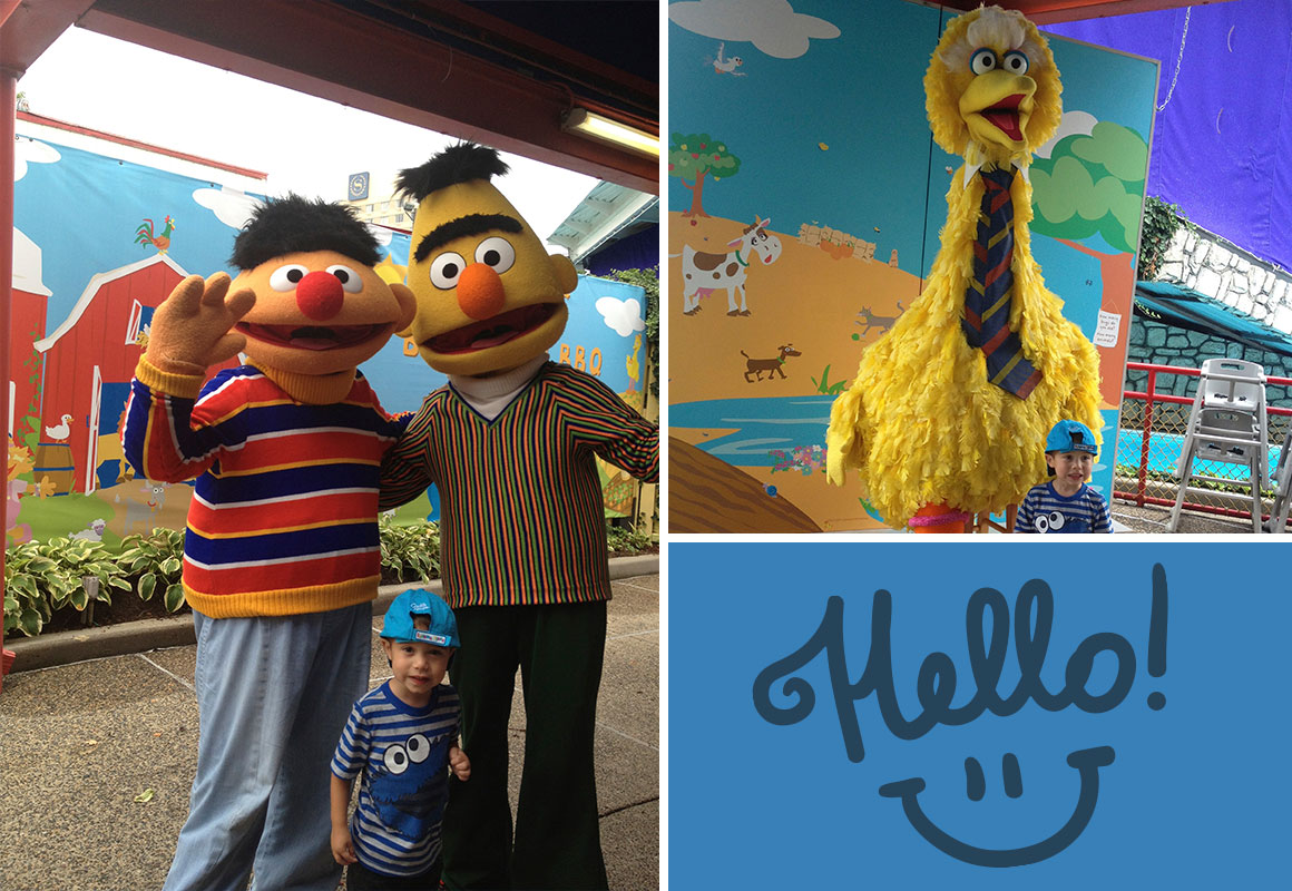 Visiting Sesame Place with Little Ones | Sesame Street theme park
