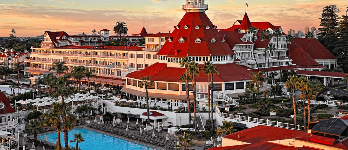 The Picture Perfect Hotel Del Coronado