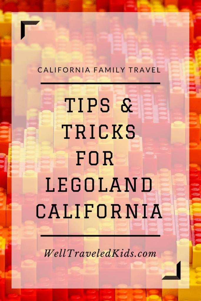 Legoland California Legos