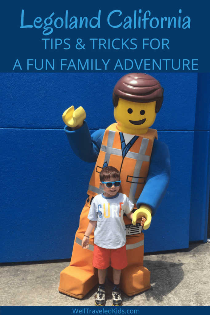 Family Visit to Legoland California