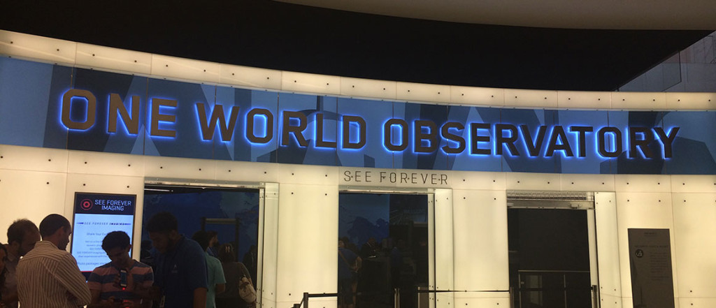 Extraordinary Views from New York's One World Observatory – NYC with Kids