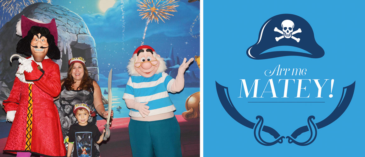 Set Sail on Disney's Pirates & Pals Fireworks Voyage