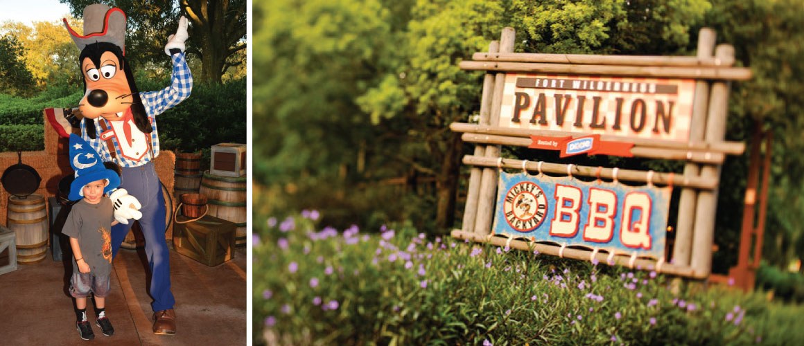 Everything you need to know about Mickey's Backyard BBQ at Disney World