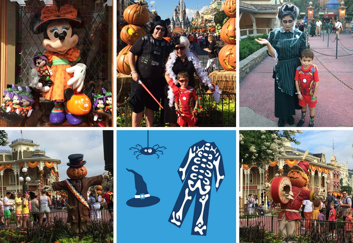 A Spook-tacular Weekend at Disney World's Mickey's Not-So-Scary Halloween Party