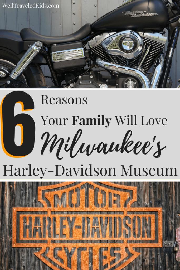 Harley-Davidson Museum Milwaukee Wisconsin