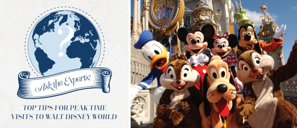 Top Tips and Tricks for Visiting Disney World During Peak Times from Undercover Tourist CEO, Ian Ford