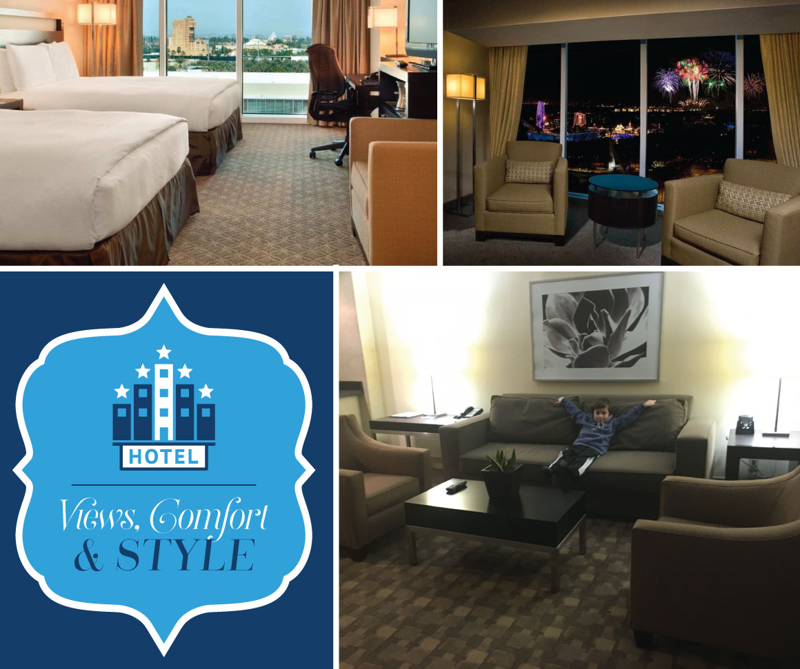 Hilton Anaheim: The Most Deluxe Disneyland Good Neighbor Stay