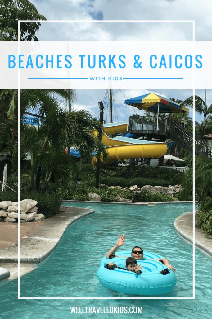 Beaches Turks & Caicos Luxury Family Resort