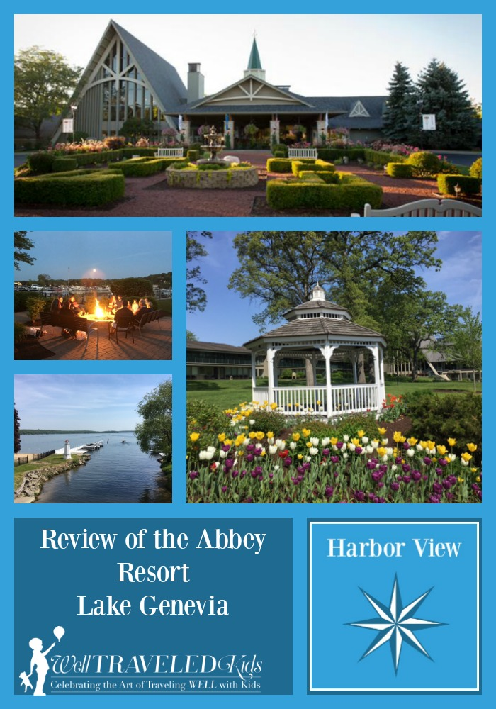 The Abbey Resort in Fontana, Wisconsin: A Family Road Trip to the Other Side of Lake Geneva | Chicago weekend getaway | Chicago road trip | Wisconsin road trip | Lake Geneva Wisconsin | family travel