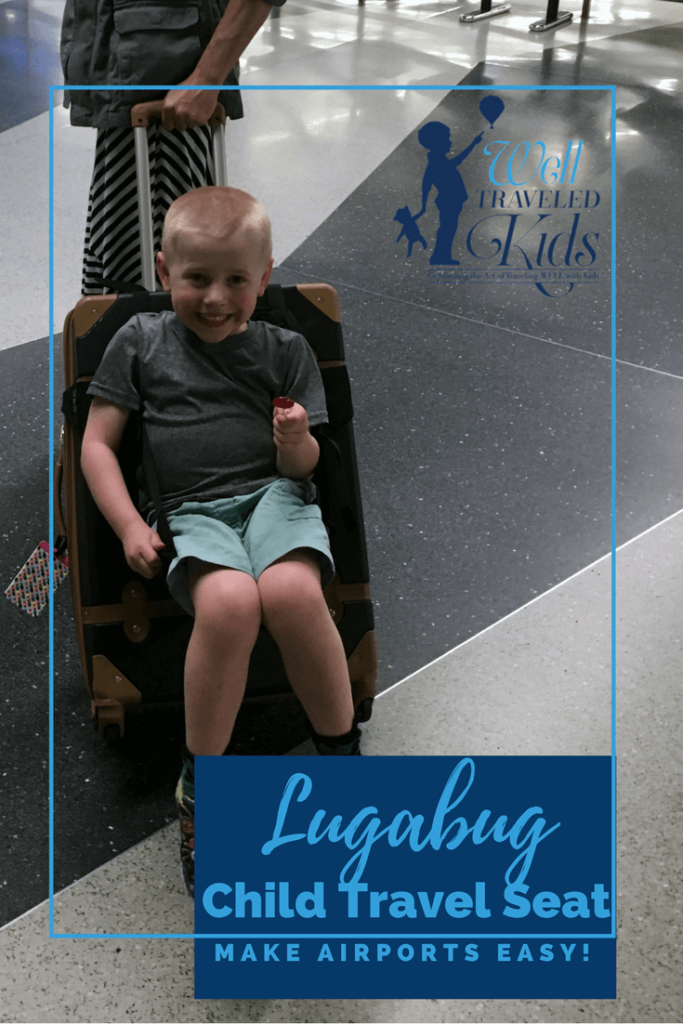 Lugabug Toddler Travel Seat