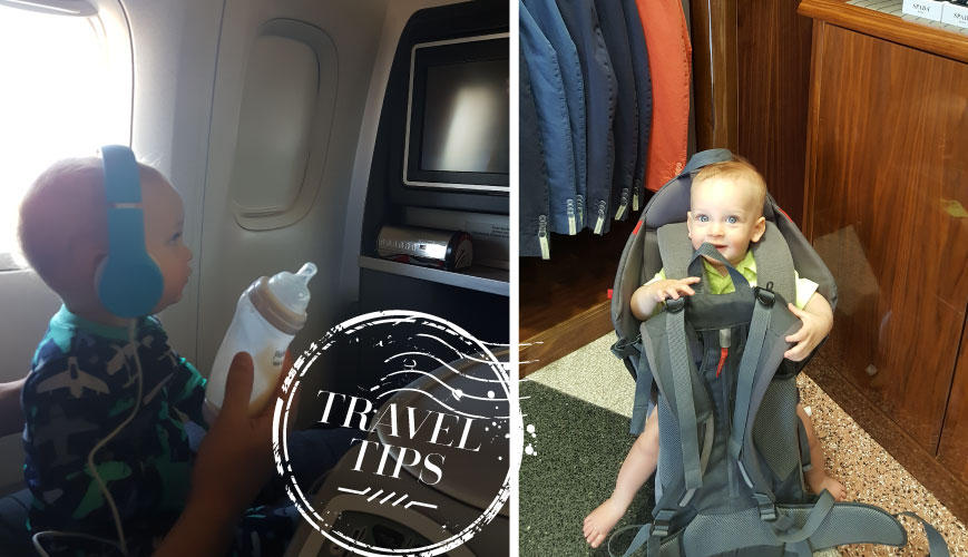 Tips for Traveling to Italy with an Infant