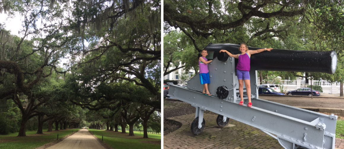 Family Vacation: Delightful Days In Charleston South Carolina with Kids