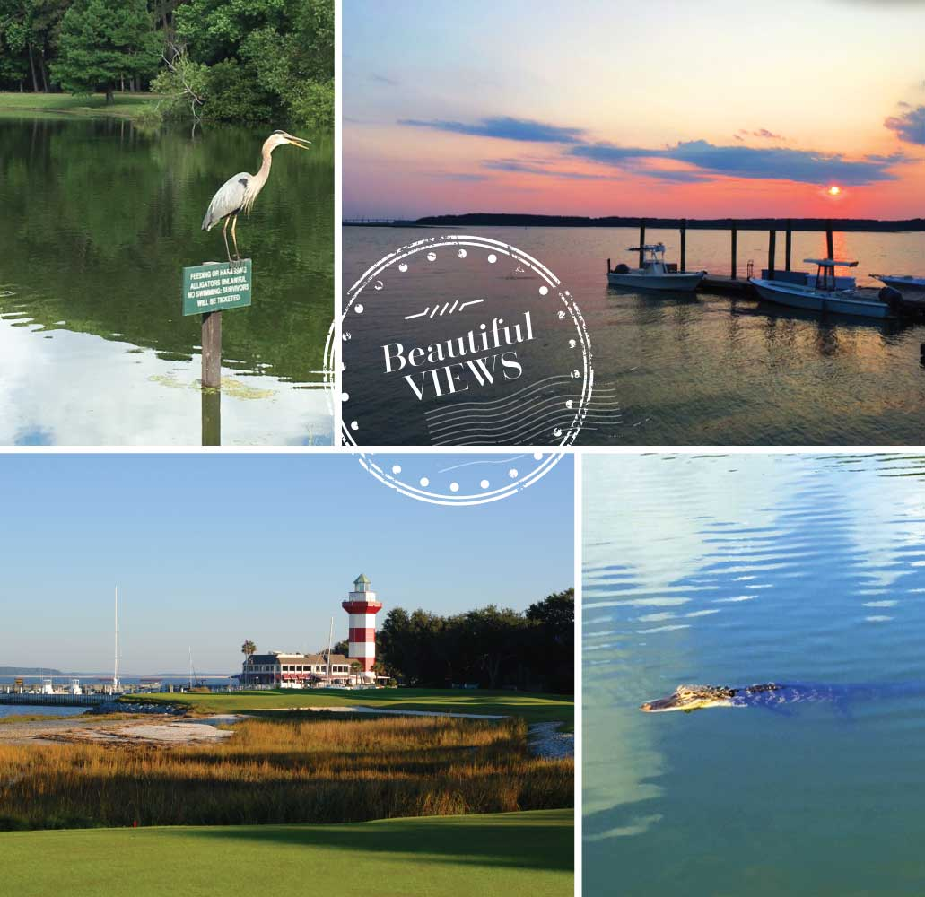 Family Rental in Hilton Head at Sea Pines Resort with Kids