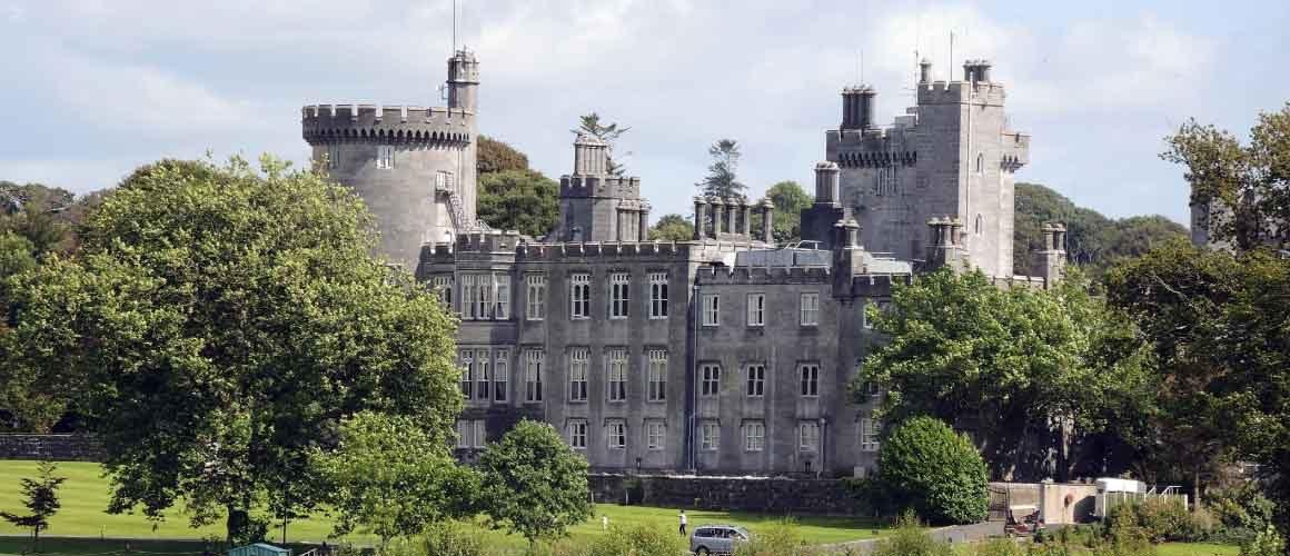 Multigenerational Family Stay Dromoland Castle Hotel In