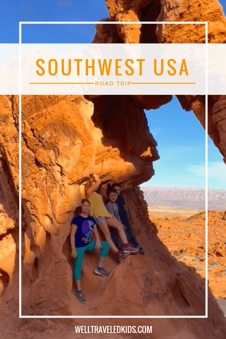 Classic American Family Road Trip | Las Vegas, Grand Canyon & Zion National Park: The Classic American Family Road Trip | Visiting National Parks with kids