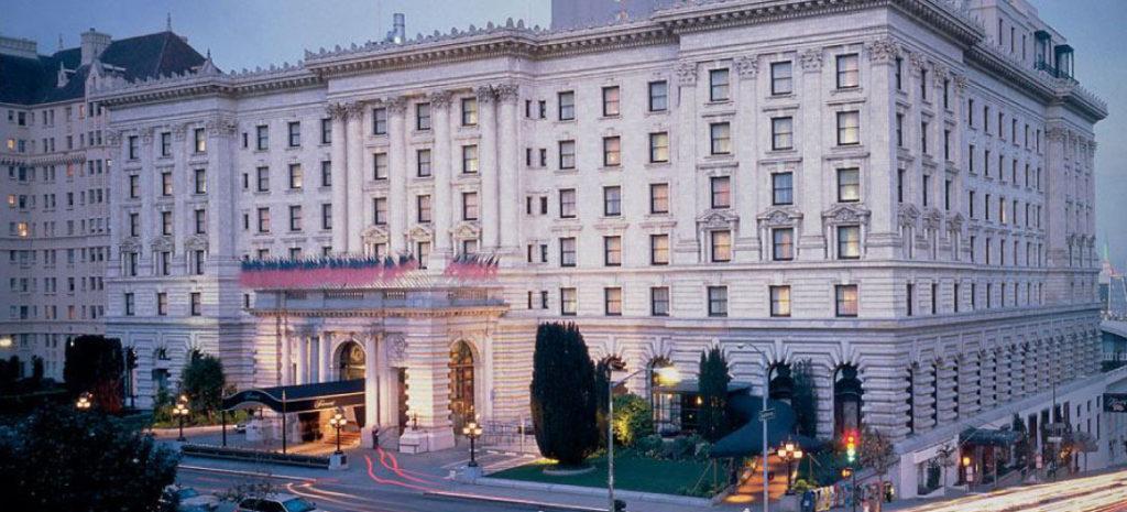 Fairmont San Francisco:  A Real San Francisco Family Treat