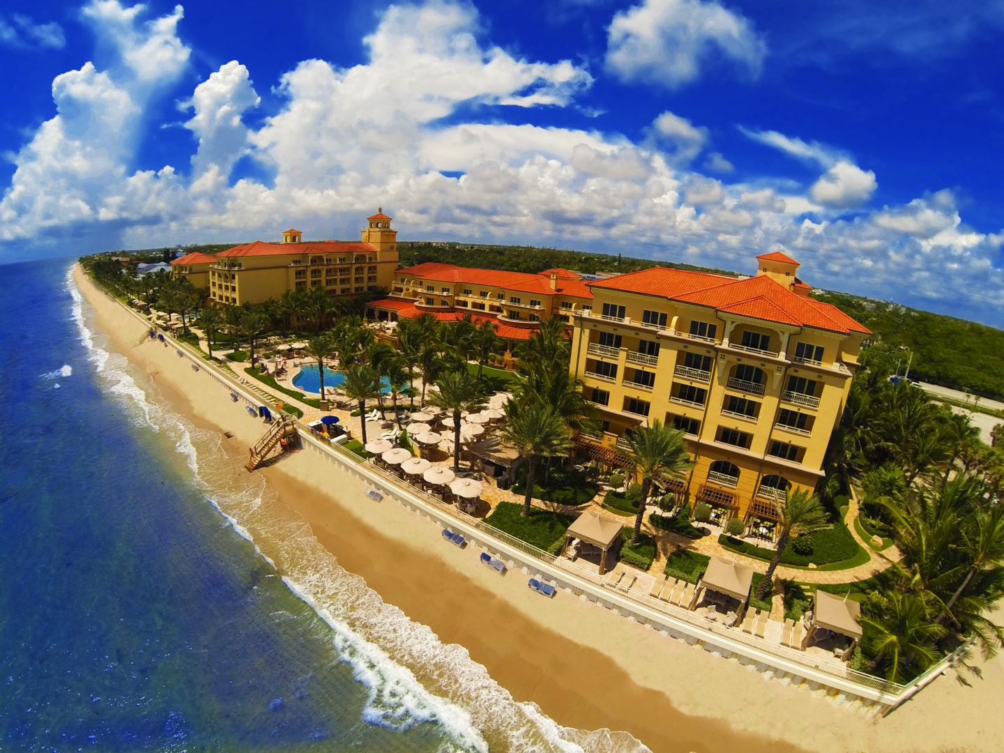 Fabulous Five-Star Family Vacation at Eau Palm Beach Resort & Spa