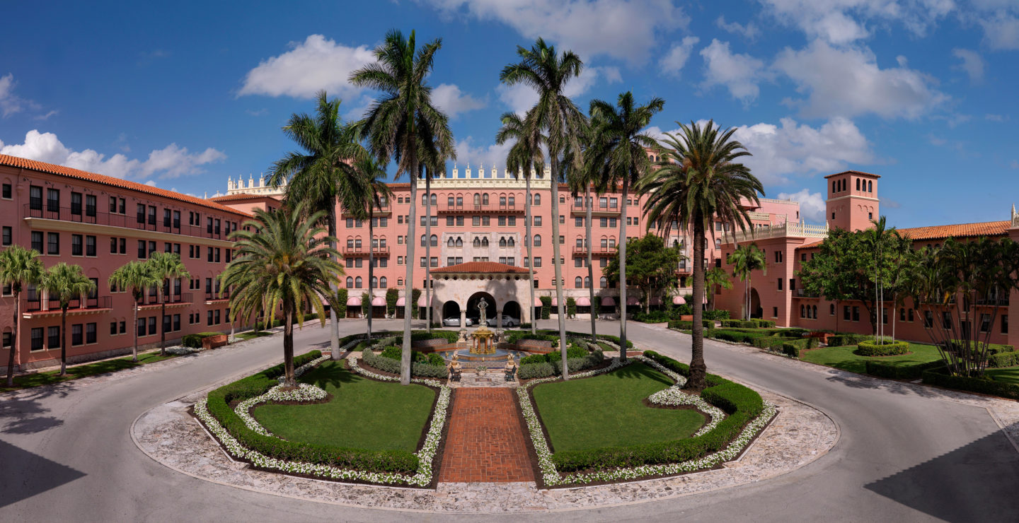Perfect Family Vacation at the Boca Raton Resort & Club, a Waldorf Astoria Resort