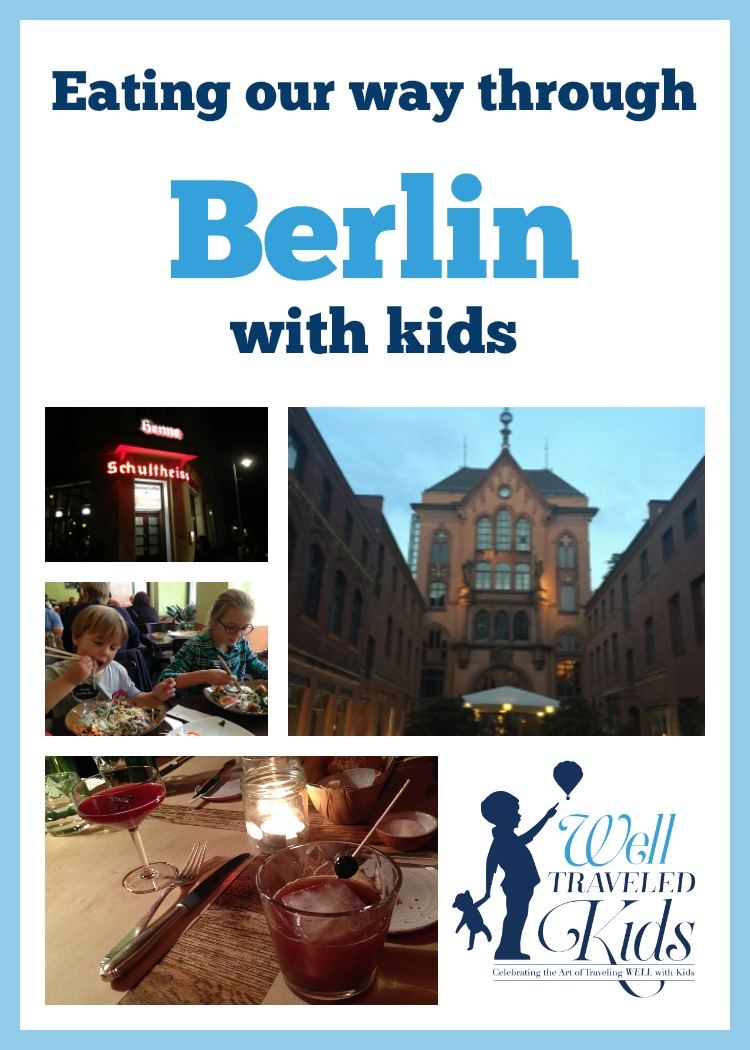 Eating in Berlin with Kids