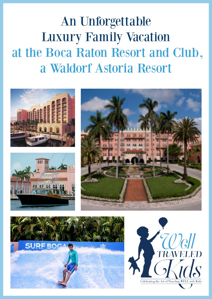 Perfect Family Vacation at the Boca Raton Resort & Club, a Waldorf Astoria Resort | best florida beach resort | Best kids resort | Best family resort | best kids club | best hotel babysitter | Best Florida hotel for kids | Florida luxury hotel