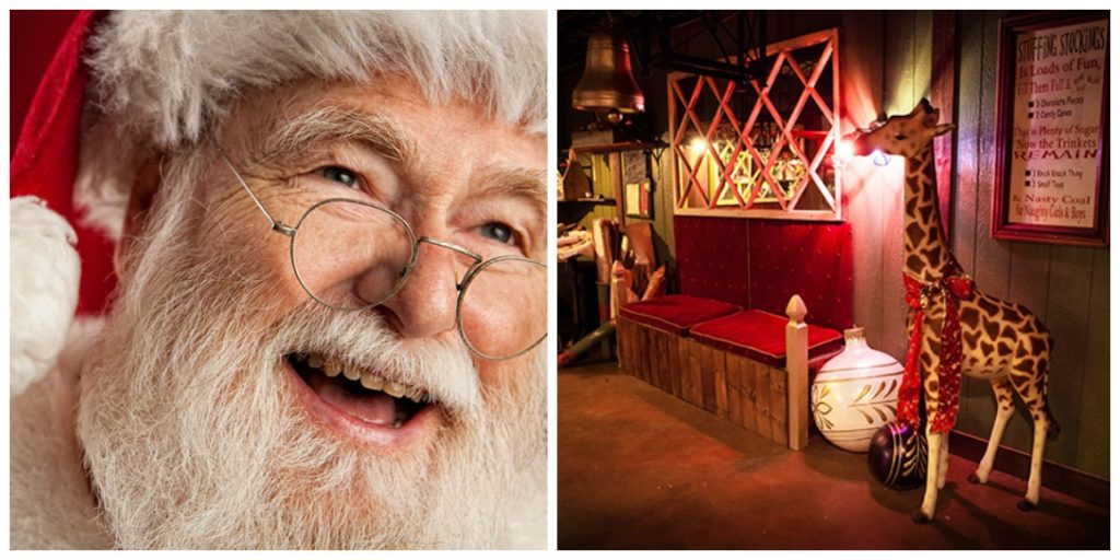 Holiday Magic: The North Pole Experience at Little America