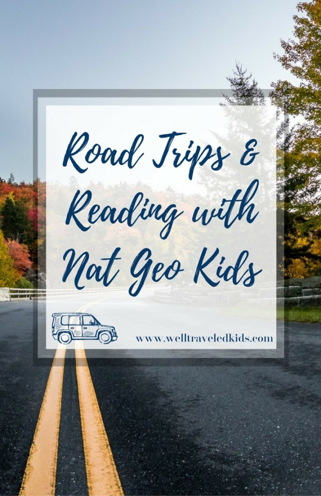 Reading and Road Trips for Kids