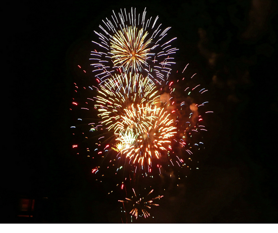 Top 10 Best July 4th fireworks in the USA