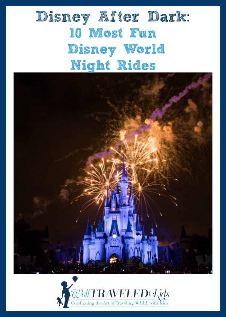 Disney After Dark: Top 10 Most Fun Disney World Night Rides! *************** Walt Disney World | Disney at night | Best Disney rides at night | Disney Fun rides | Best Disney Rides | magic kingdom at night | Epcot at night | Animal Kingdom at night | Hollywood Studios at night | Disney World at night