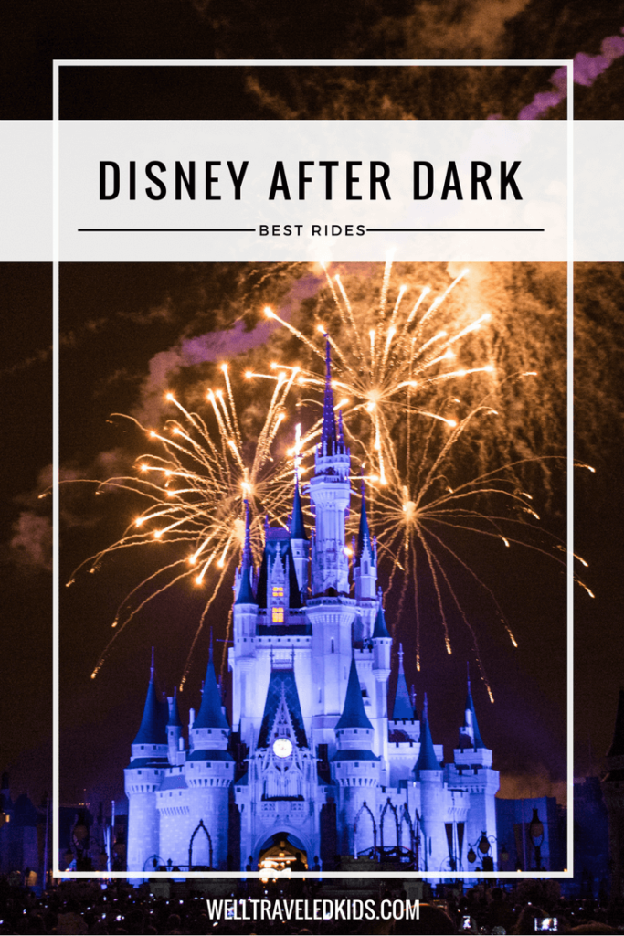 10 Best Rides at Disney World After Dark
