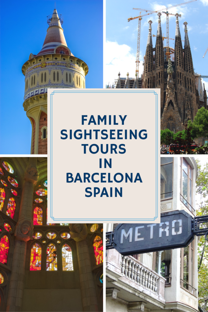 Family sightseeing tours in Barcelona Spain with kids ***** |Barcelona Kids | Barcelona for kids | Spain for kids | Barcelona tours | family Barcelona | things to do in Barcelona with kids | Spain for families | touring Europe with kids