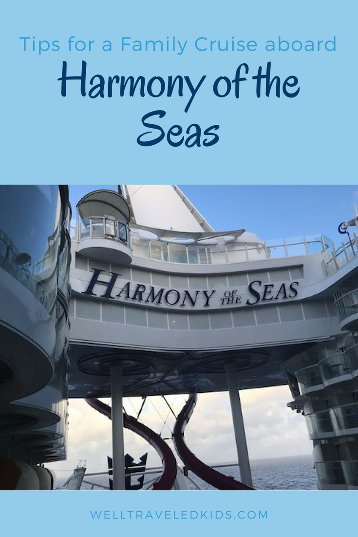 The Ultimate Family Cruise experience on Harmony of the Seas - This ship has it all!!! So much fun for families! ********** Harmony of the Seas family cruise | Best cruise for kids | best cruises for families | Harmony of the seas for kids | Family cruise | Best family cruise | Most fun cruise
